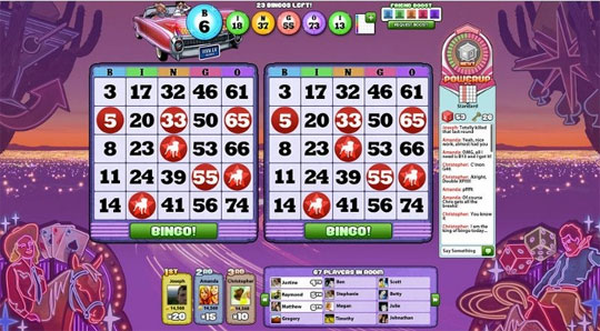 Win Big with Zynga Bingo