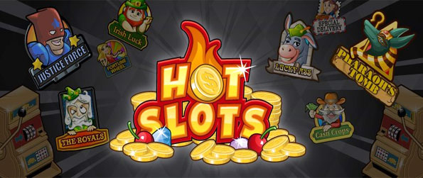 Hot Slots - Win big with Lucky Charms in this free Facebook Slots Game.