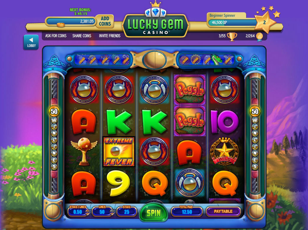gems casino games
