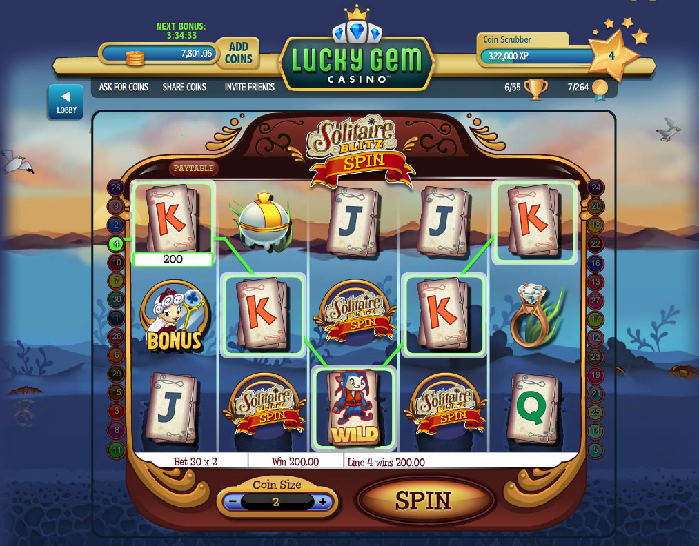 Lucky Spell Slots - Play for Free in Your Web Browser