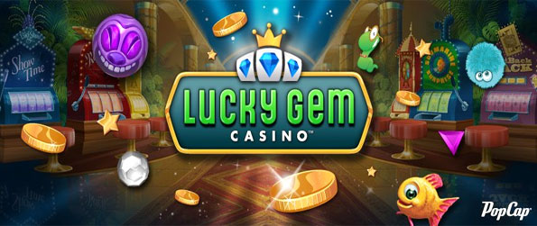 Lucky Gem Casino - Play fabulous free slots based on some of the best games around with this free Facebook Slots Game.