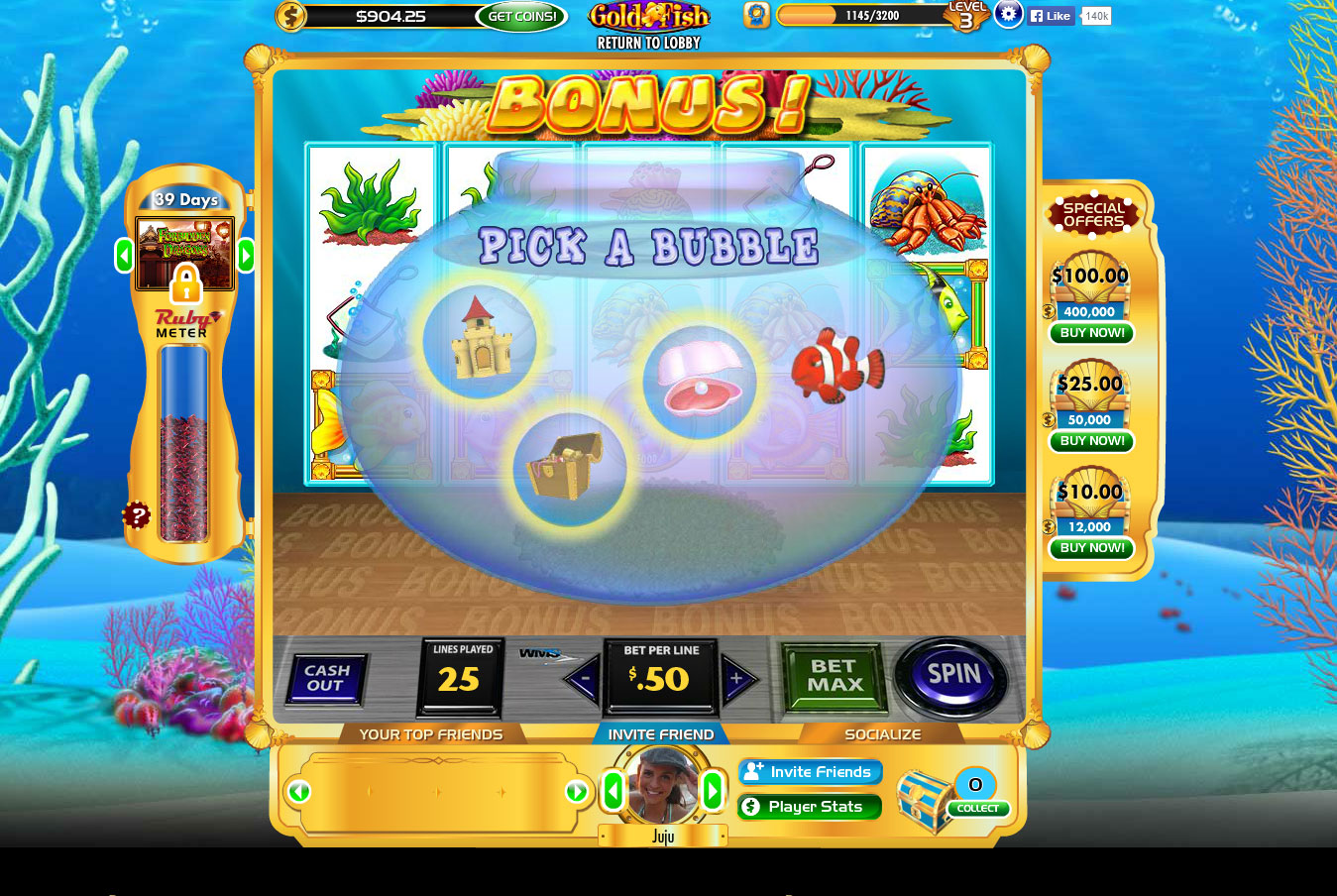 Gameplay surveys review free paid survey 4 u for Big fish casino free slot games