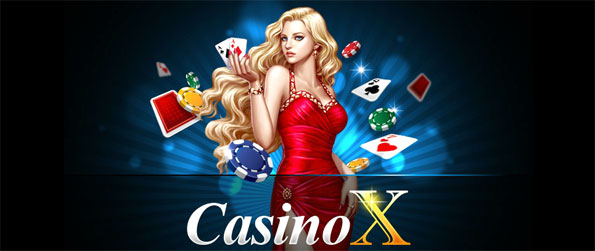 CasinoX Texas Hold'em Poker - Enjoy a fabulous poker game, with tables to suit every budget.
