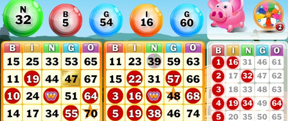 Wingo Bingo - Play exciting Bingo games and discover new worlds!