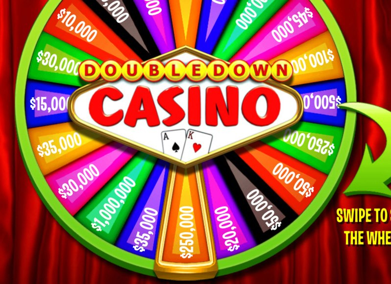 double down casino games online