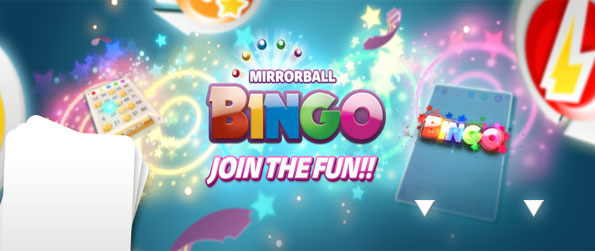 Mirrorball Bingo - Enjoy a fun Bingo Experience with lots of chances to win!