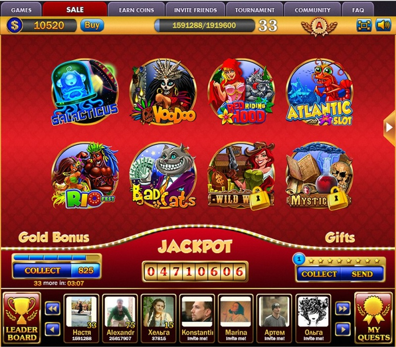 free casino games no sign up