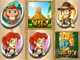 Slots Mystic Treasure Treasure of Aztec