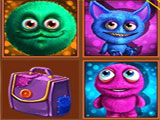 The Furballs in Funnatica Casino Slots
