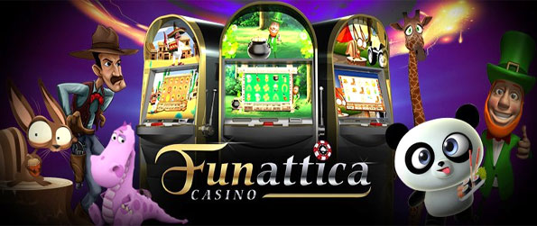 Funnatica Casino Slots - Enjoy a fun new slots experience, with awesome boosters to help you win big.