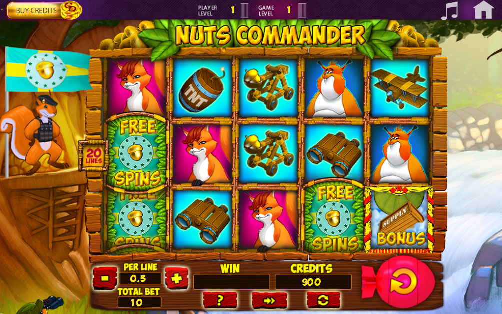 777 slot nuts casino