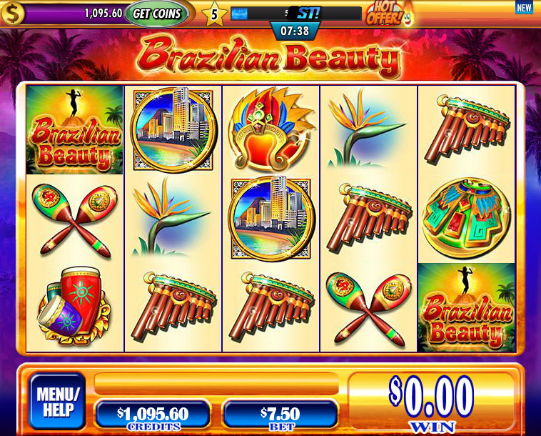 slots casino party games