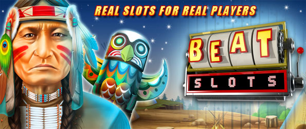 Beat Slots - Enjoy a fun new slots game where you can pick from any machine.