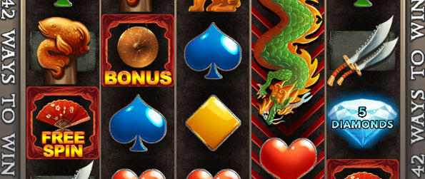 Golden Dragon Slots - Golden Dragon Slots is an addictive Facebook based slots game that offers an authentic gambling experience without the hassle of staking your real money on doing so.