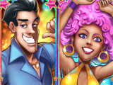 Jackpot Boogie Characters