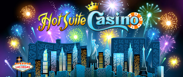 Hot Suite Casino - Get VIP access over the gambling stage and get the reels spinning in this amusing slots game.
