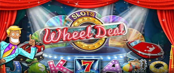 Slots Wheel Deal - Enjoy a really fun and unique slots experience full of great gameplay.