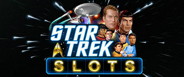 Star Trek Slots - Hop into the U.S.S. Entreprise and travel the vastness of the universe in this amusing Star Trek themed slots game.
