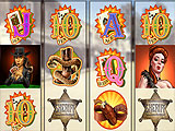 Slots Quest: Wild West Shootout Bad Girls Theme