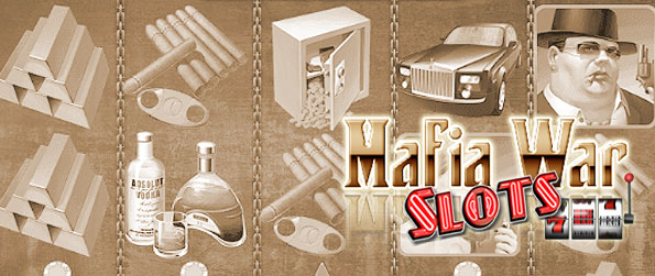 Mafia War Slot - Enjoy the mob thrills of massive payouts in this wonderfully themed slots game with all its bonus games to play.