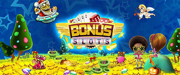 Bonus Slots - Enjoy a great slots experience with tons of wonderfully designed slot machines to play with and secure you with lots of prizes as well as amusement.
