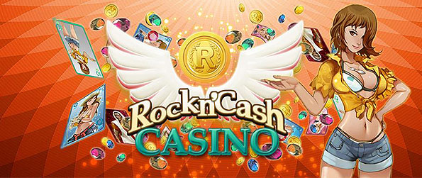 Rock N' Cash Casino Slots - Enjoy a unique slots game honing its own collection of brilliantly balanced slots games with hefty sums of rewards to give.