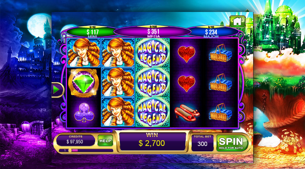 Legend of the Sphinx Slot Machine - Read the Review Now