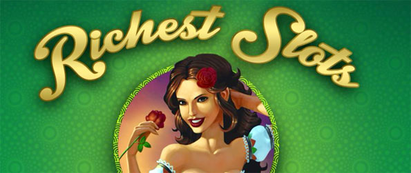 Richest Slots - Sample more than 10 slot machine games in Richest Slots.