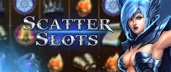 Scatter Slots - Immerse yourself in this solitaire game that's unlike any other you've ever played before.