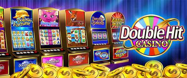 DoubleHit Casino - Hit it big on the casino as you play through the variety of slot machines - all out high-stakes style in this brimming new slots game in Facebook.