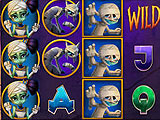Slots Monsters Saga's Quest for Mummy's Gold Slots