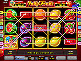 Jolly Fruits Slot Pay Pattern
