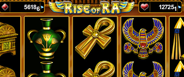 Rise of Ra - xPlay this high quality slots game that has hours upon hours of enjoyment to offer.
