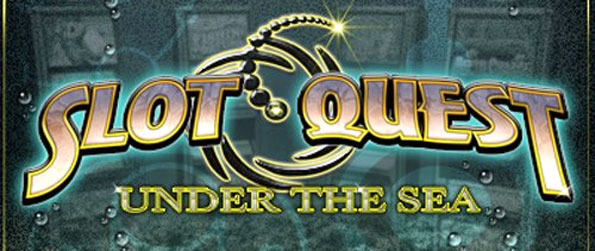 Slot Quest: Under the Sea - Go underwater in this high quality slots game that's more than capable of providing hours upon hours of enjoyment.