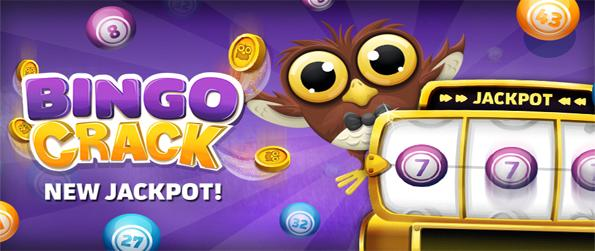 Bingo Crack - Play 75 or 90 ball Bingo with this Facebook Game.